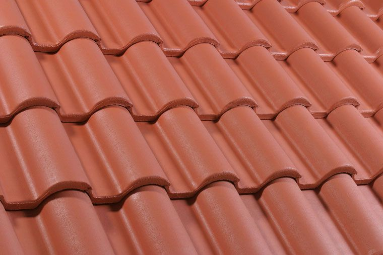 Tile Roof Mexican Roof Tiles