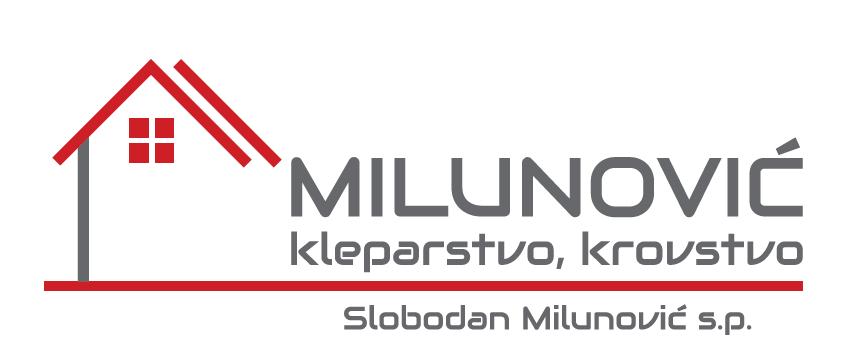 Kleparstvo,krovstvo Milunović, Slobodan Milunović s.p.