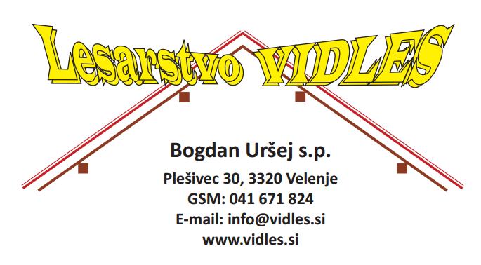 LESARSTVO VIDLES BOGDAN URŠEJ S.P.
