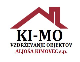KI-MO VZDRŽEVANJE OBJEKTOV ALJOŠA KIMOVEC s.p.
