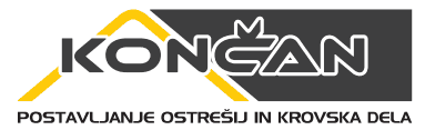 POSTAVLJANJE OSTREŠIJ IN KROVSKA DELA ROK KONČAN S.P.